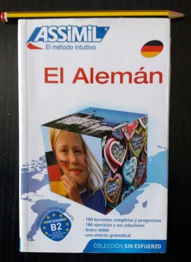 El Alemán Sin Esfuerzo, Assimil (pack con CD audio y MP3). El alemán es fácil con Assimil, y barato. Mejor que Babbel, Tandem y Duolingo.