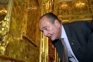 Chirac aprende ruso con Assimil
