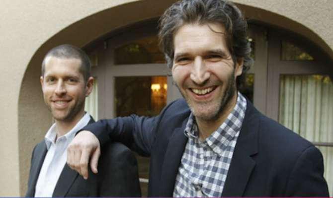 Imparare il dothraki: Benioff e Weiss, sceneggiatori e produttori
