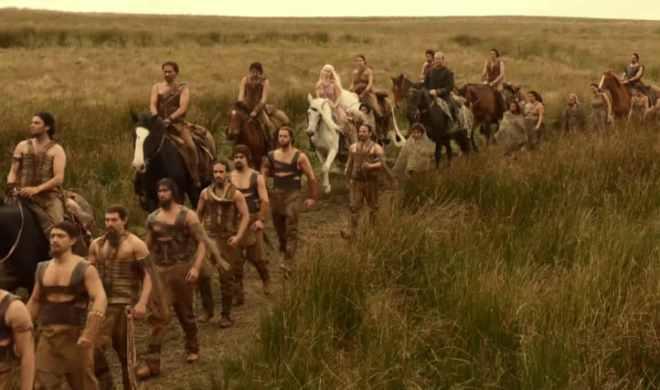 Imparare il dothraki: carovana dothraki
