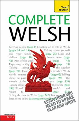Teach Yourself Complete Welsh: el manual de para aprender galés desde cero