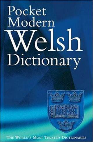 Learn Welsh: The Pocket Modern Welsh Dictionary: el mejor diccionario inglés-galés