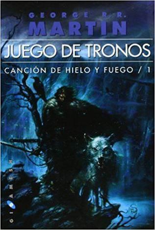 Aprender dothraki: Libro Juego de Tronos 1: Canción de Hielo y Fuego