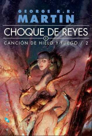 Aprender dothraki: Libro Juego de Tronos 2: Choque de Reyes