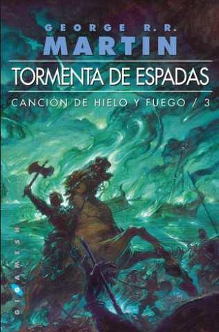 Aprender dothraki: Libro Juego de Tronos 3: Tormenta de Espadas