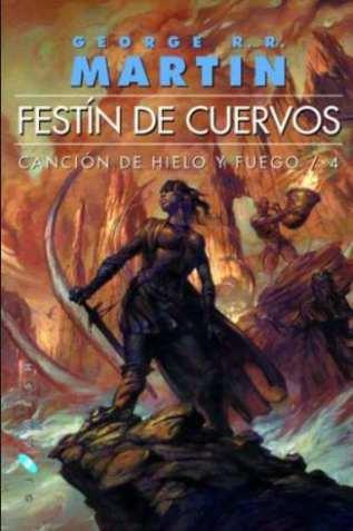 Aprender dothraki: Libro Juego de Tronos 4: Festín de Cuervos