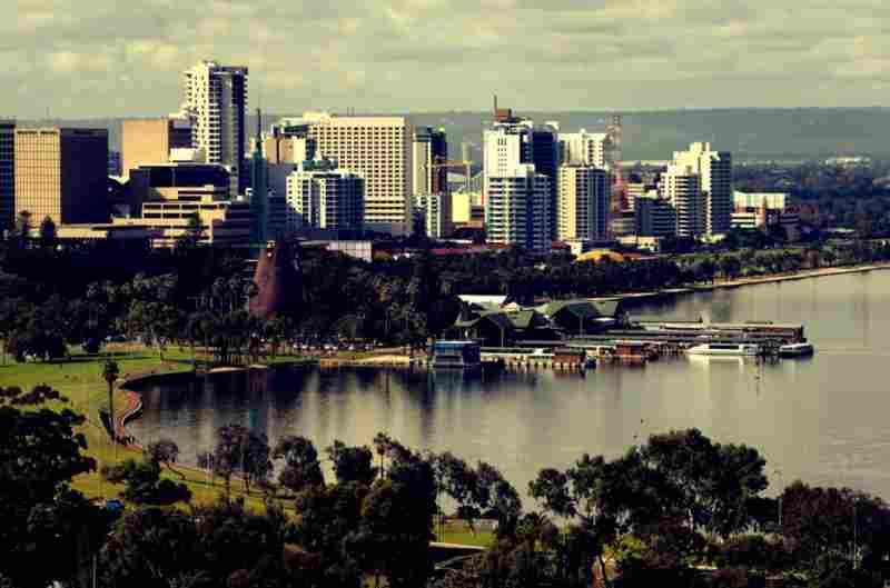 Perth, Australia Occidental, en el corazón del territorio de los aborígenes Noongar