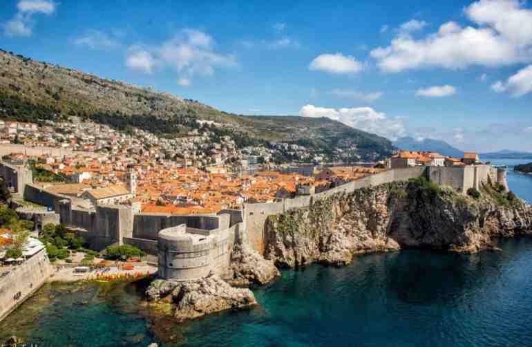Aprender croata: Casco antiguo de Dubrovnik