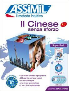 Il Cinese Assimil libro e CD