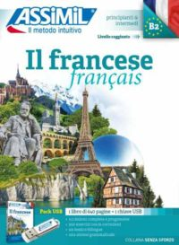 Il Francese Assimil pack libro e cd