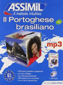 Il Portoghese Brasiliano Assimil libro e mp3