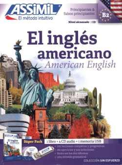 Aprender inglés de cero: Inglés Americano Sin Esfuerzo Assimil