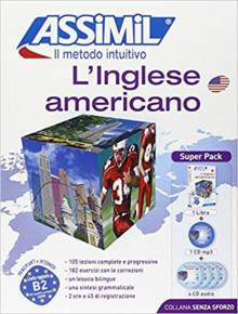 Inglese Americano Assimil libro e CD mp3