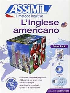 Iniziare ad imparare l'inglese, Inglese Americano Senza Sforzo Assimil