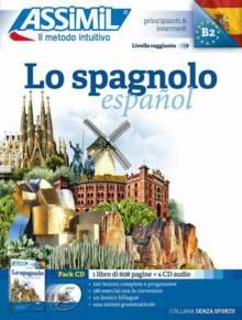 Lo Spagnolo Assimil pack libro e audio
