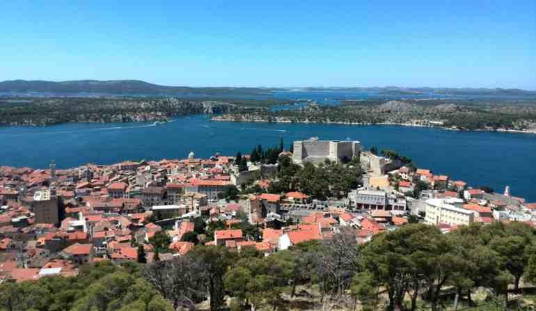 Lingua croata: Sebenico, Croazia