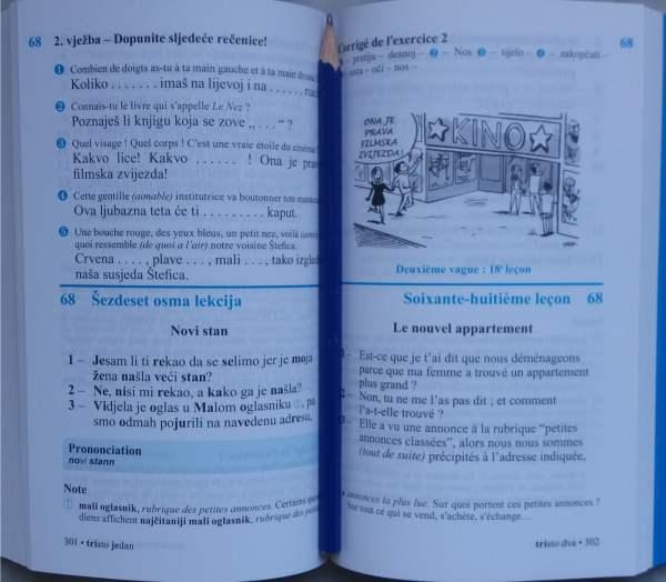 Imparare il croato: Assimil