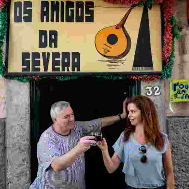 Portoghese basico: bar di Lisbona