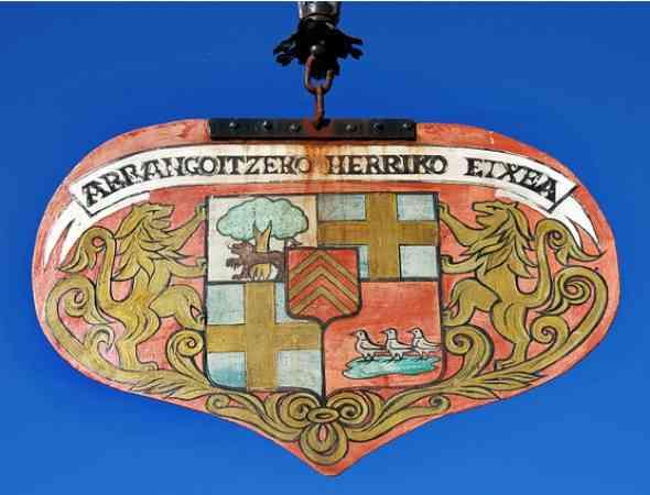 Euskadi, emblema familiare
