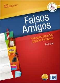 Portugués intermedio: libro falsos amigos