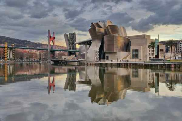 Aprender euskera: visitar el Guggenheim