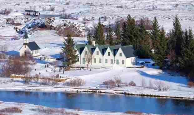 Imparare l'islandese: campagna