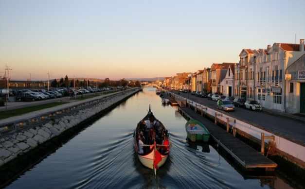 Portoghese basico: la Venezia di Aveiro