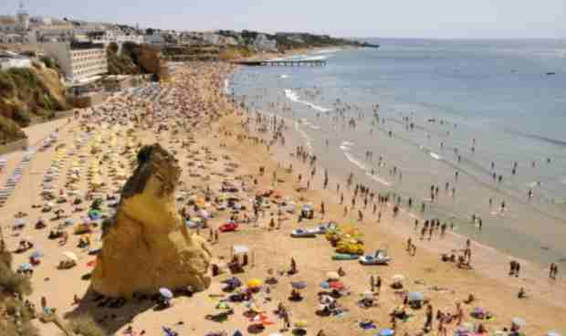 Portugués avanzado: playa de Magoito
