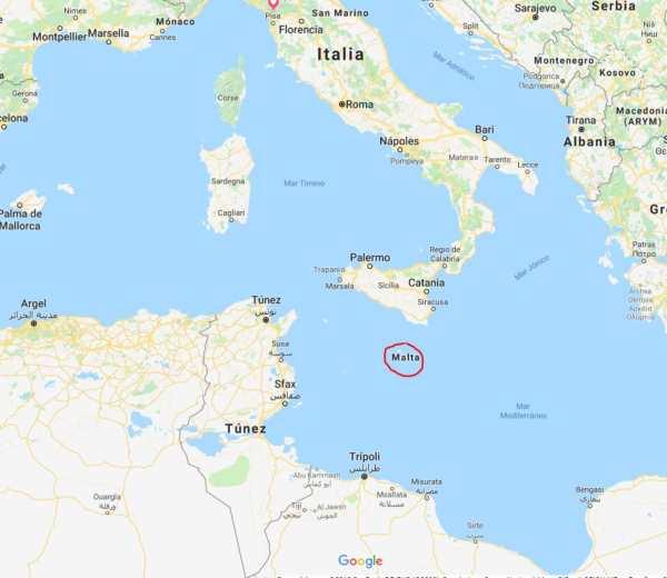 Aprender maltés: el Mar Mediterráneo