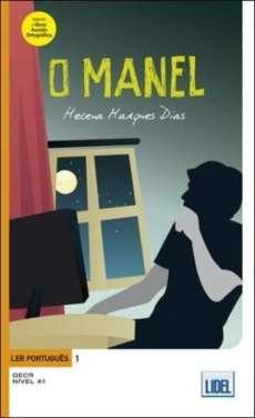Portugués Básico: O Manel, libro en portugués