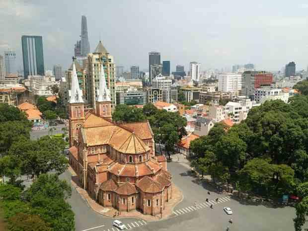 Qué idioma aprender: Saigon