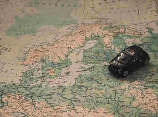 Qué idioma aprender: mapamundi