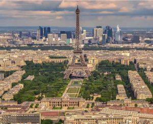 Francese elementare: Parigi