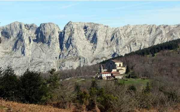 Basco Avanzato: Urkiola
