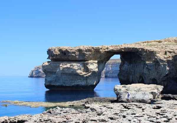 Imparare il maltese: la Finestra Azzurra