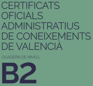 B2 de Valenciano: cover