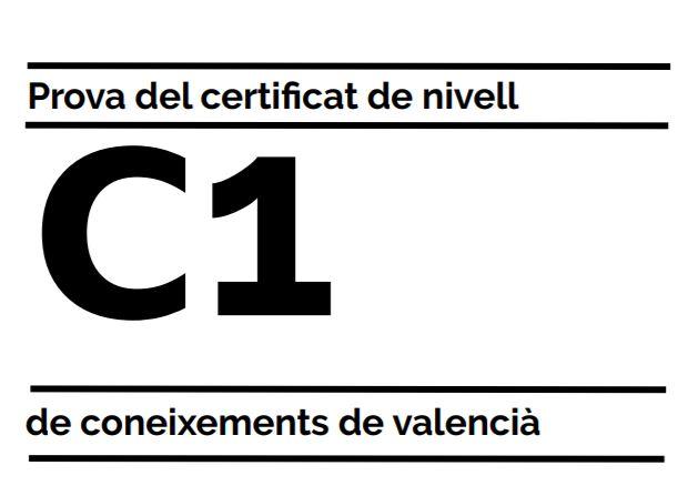 C1 de Valenciano: portada
