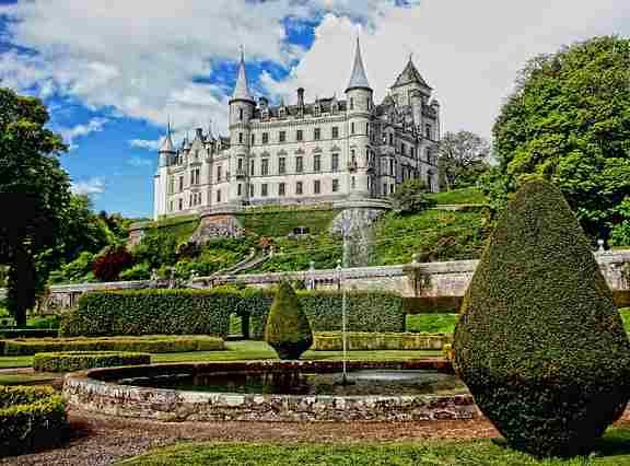 Lengua Escocesa: Dunrobin