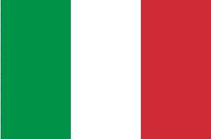 Parlare in dialetto: bandiera italiana