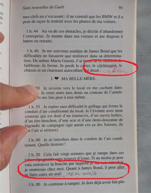 Leer en italiano: subrayar