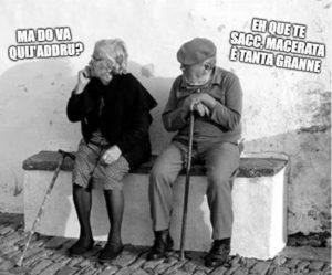 Hablar en dialecto: mayores Esanatoglia