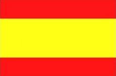 Hablar en dialecto: bandera España