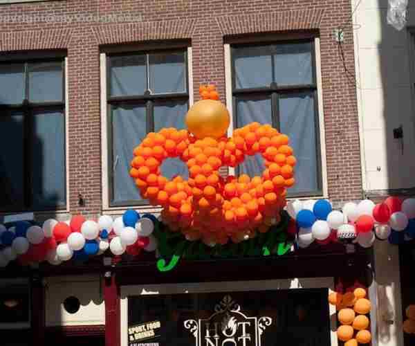 Studiare l'olandese: La Festa della Regina