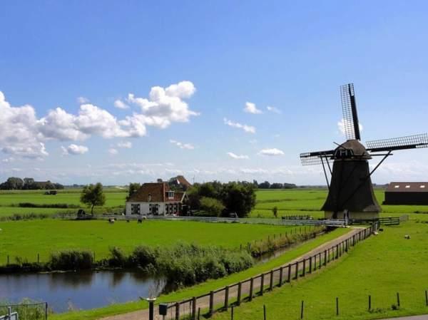 Aprender holandés: Kinderdijk