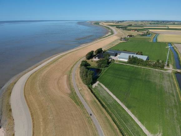 APrender Neerlandés: mar de Frisia