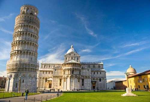 Certificados de idiomas: italiano Pisa