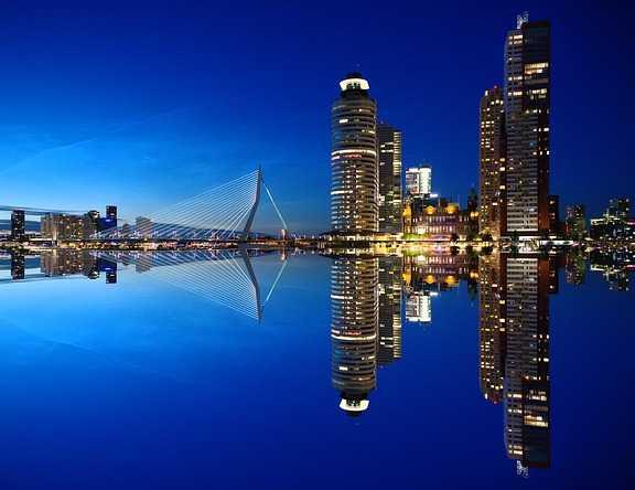Aprender holandés: Rotterdam