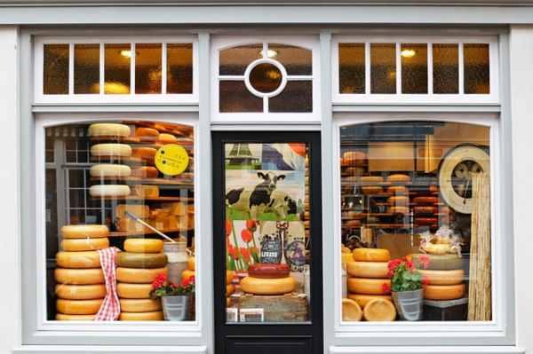 Aprender holandés: quesos