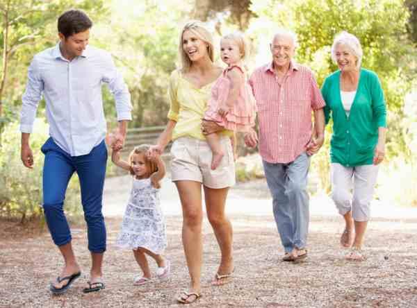 Declino Cognitivo: Famiglia Unita