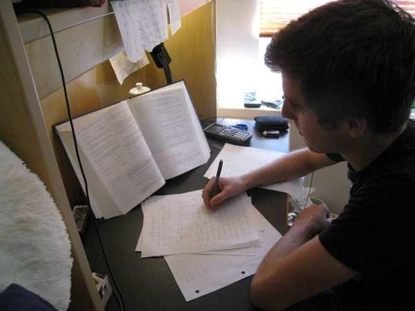 Preparse examen